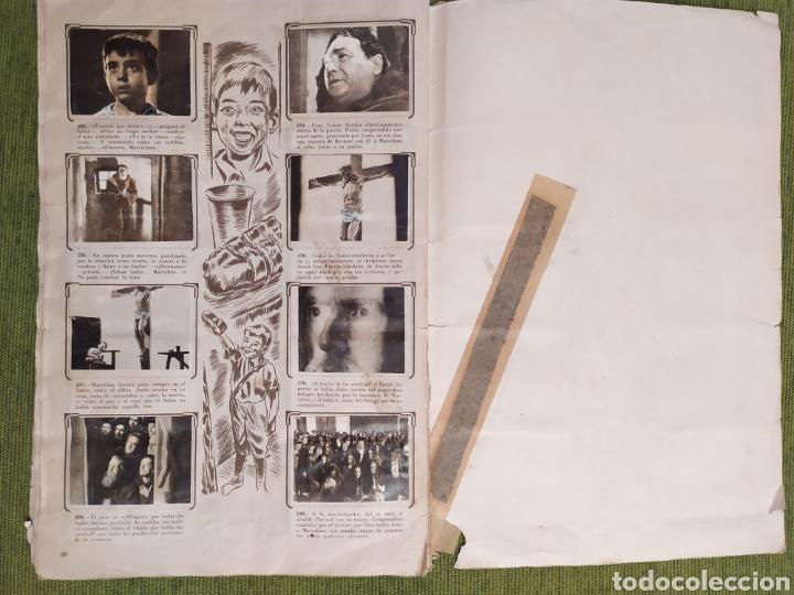 Coleccionismo Álbum: ÁLBUM DE LA PELÍCULA MARCELINO PAN Y VINO. EDITORIAL FHER. COMPLETO 240 CROMOS - Foto 49 - 181073477