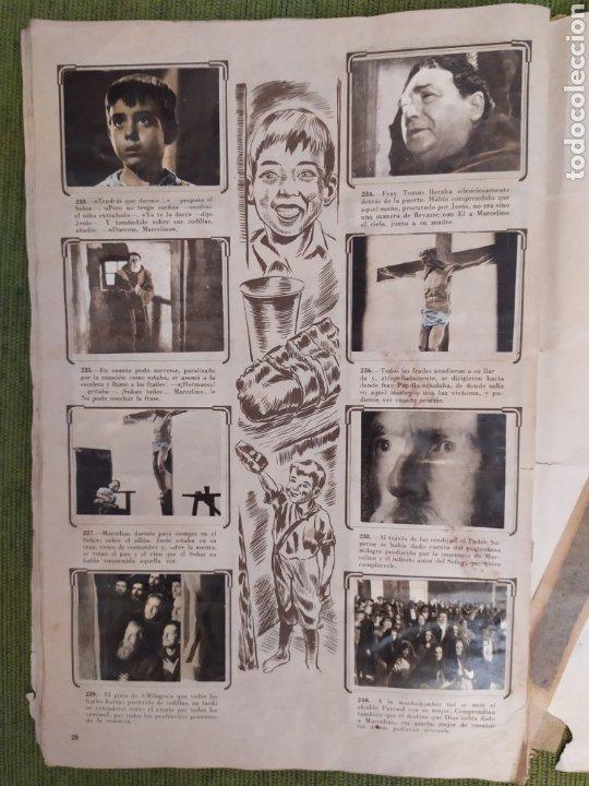 Coleccionismo Álbum: ÁLBUM DE LA PELÍCULA MARCELINO PAN Y VINO. EDITORIAL FHER. COMPLETO 240 CROMOS - Foto 50 - 181073477
