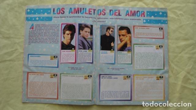 Coleccionismo Álbum: SUPER POP LOS SECRETOS DEL AMOR - Foto 3 - 181193496