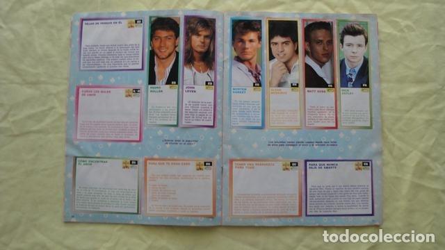 Coleccionismo Álbum: SUPER POP LOS SECRETOS DEL AMOR - Foto 4 - 181193496