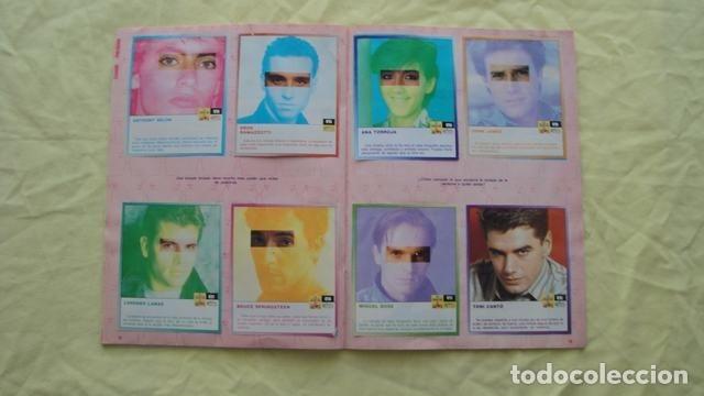 Coleccionismo Álbum: SUPER POP LOS SECRETOS DEL AMOR - Foto 5 - 181193496