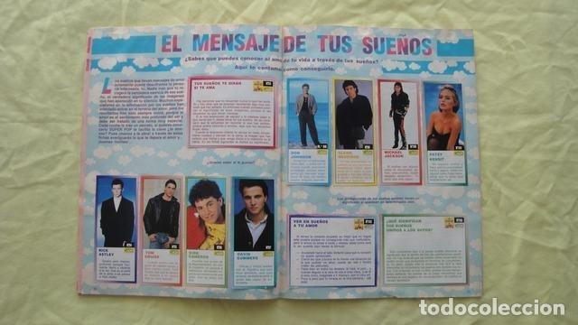 Coleccionismo Álbum: SUPER POP LOS SECRETOS DEL AMOR - Foto 6 - 181193496