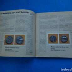 Coleccionismo Álbum: AGENDA ESCOLAR / ÁLBUM CROMOS. LA MONEDA A LES ILLES BALEARS. 1993. PALMA DE MALLORCA. BALEARES.. Lote 181314622