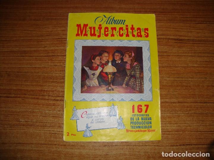 (ALB-TC-30) ALBUM COMPLETO MUJERCITAS DE CLIPER (Coleccionismo - Cromos y Álbumes - Álbumes Completos)