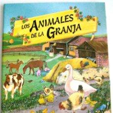 Coleccionismo Álbum: LOS ANIMALES DE LA GRANJA - ALBUM - CROMOSOL. Lote 181621667