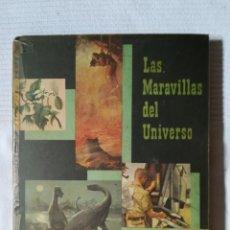 Coleccionismo Álbum: ÁLBUM LAS MARAVILLAS DEL UNIVERSO NESTLÉ VOL II 1957 COMPLETO. Lote 181626592