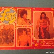 Coleccionismo Álbum: FANS ESTE. Lote 181983443