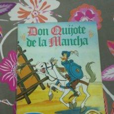 Coleccionismo Álbum: DANONE DON QUIJOTE DE LA MANCHA . Lote 182211071