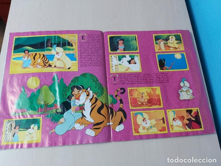 Coleccionismo Álbum: ALBUM ALADDIN DISNEY - PANINI - COMPLETO - - Foto 4 - 182590900