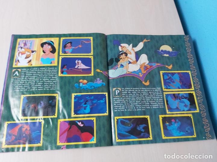 Coleccionismo Álbum: ALBUM ALADDIN DISNEY - PANINI - COMPLETO - - Foto 13 - 182590900