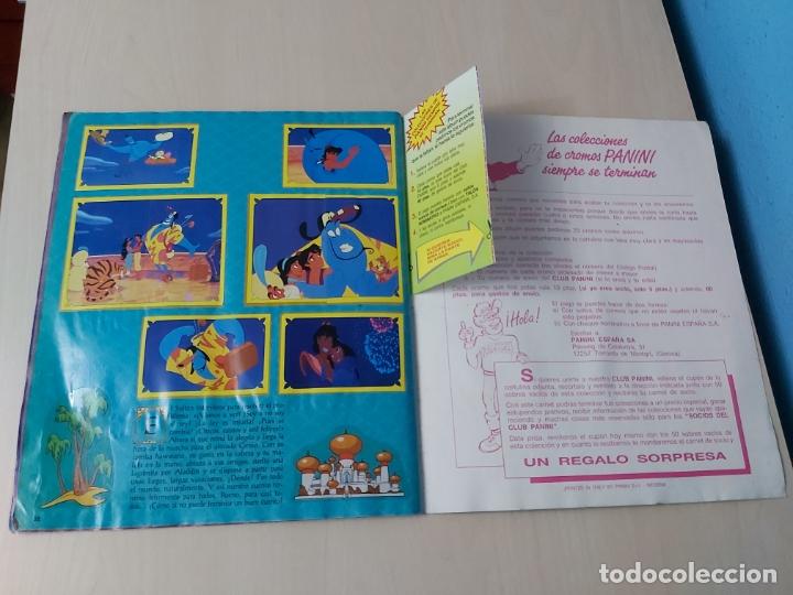 Coleccionismo Álbum: ALBUM ALADDIN DISNEY - PANINI - COMPLETO - - Foto 18 - 182590900