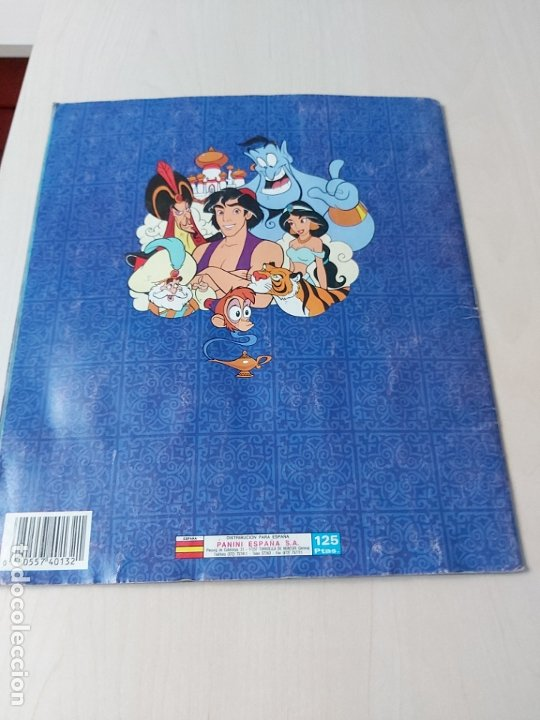 Coleccionismo Álbum: ALBUM ALADDIN DISNEY - PANINI - COMPLETO - - Foto 19 - 182590900