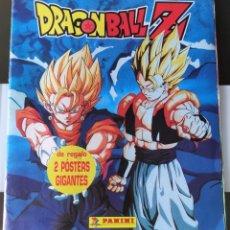 Coleccionismo Álbum: ÁLBUM CROMOS PANINI DRAGON BALL Z 1994 COMPLETO. Lote 182767756