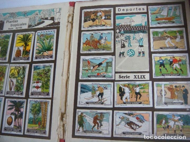 Coleccionismo Álbum: ALBUN DE CROMOS ALBUN NESTLE TOMO1 COMPLETO - Foto 3 - 182787050