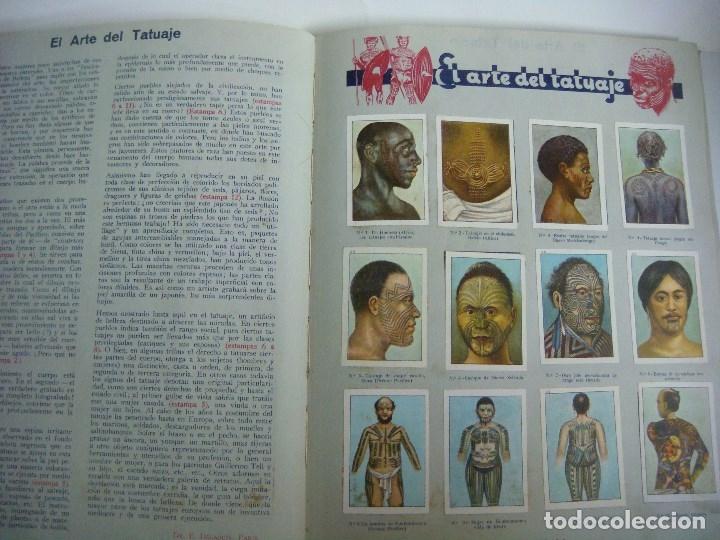 Coleccionismo Álbum: ALBUN DE CROMOS LAAS MARAVILLAS DEL MUNDO EDITADO POR NESTLE COMPLETO - Foto 3 - 182787270