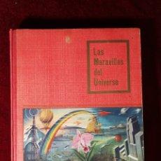 Coleccionismo Álbum: ALBUM CROMOS COMPLETO - NESTLÉ LAS MARAVILLAS DEL UNIVERSO 1955. Lote 183250253