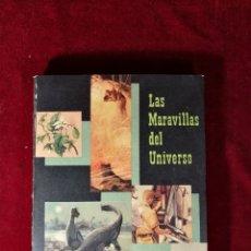 Coleccionismo Álbum: ALBUM CROMOS COMPLETO - NESTLÉ LAS MARAVILLAS DEL UNIVERSO VOLUMEN II 1957. Lote 183250362