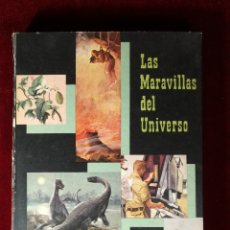 Coleccionismo Álbum: ALBUM CROMOS COMPLETO - NESTLÉ LAS MARAVILLAS DEL UNIVERSO VOLUMEN II 1957 (FALTAN 79 CROMOS). Lote 183250502