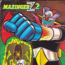 Coleccionismo Álbum: ALBUM COMPLETO MAZINGER Z-2 . Lote 183379623