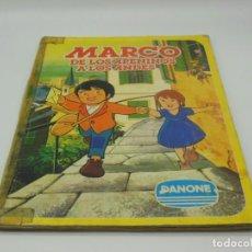 Coleccionismo Álbum: LOTE ALBUMES MARCO DE DANONE - PARTE 1 Y 2. Lote 183418440
