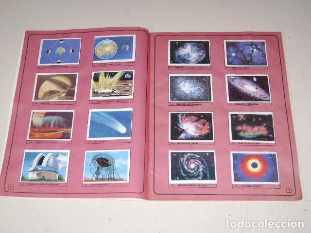 Coleccionismo Álbum: Album Ciencias - Editorial Navarrete 1985 - 100% Completo - Foto 3 - 60626343