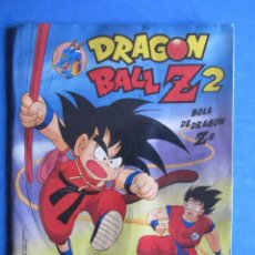 Coleccionismo Álbum: DRAGON BALL Z 2 BOLA DE DRAGON. PANINI. COMPLETO.. Lote 183664992