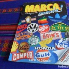 Coleccionismo Álbum: MARCA MANÍA MARCAMANÍA COMPLETO 205 CROMOS. EDICIONES ESTE 1982. . Lote 183689631