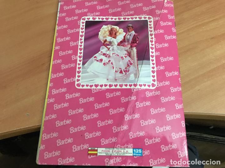 Coleccionismo Álbum: BARBIE PANINI ALBUM COMPLETO (COIB40) - Foto 2 - 183861745