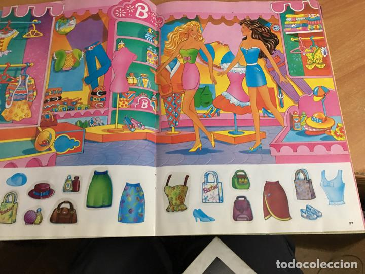 Coleccionismo Álbum: BARBIE PANINI ALBUM COMPLETO (COIB40) - Foto 4 - 183861745