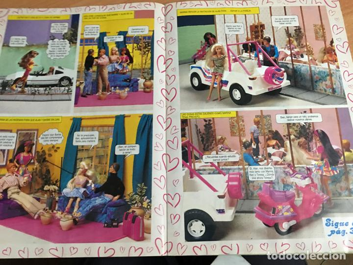 Coleccionismo Álbum: BARBIE PANINI ALBUM COMPLETO (COIB40) - Foto 5 - 183861745