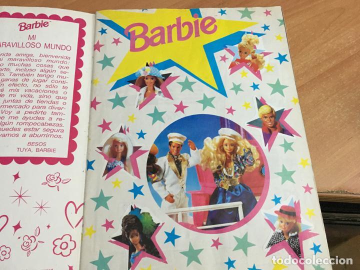 Coleccionismo Álbum: BARBIE PANINI ALBUM COMPLETO (COIB40) - Foto 8 - 183861745