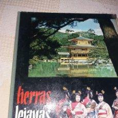 Coleccionismo Álbum: ALBUM TIERRAS LEJANAS.COMPLETO.NESTLE 1961. Lote 183961873