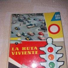Coleccionismo Álbum: ALBUM LA RUTA VIVIENTE.COMPLETO.NESTLE 1960. Lote 183962830