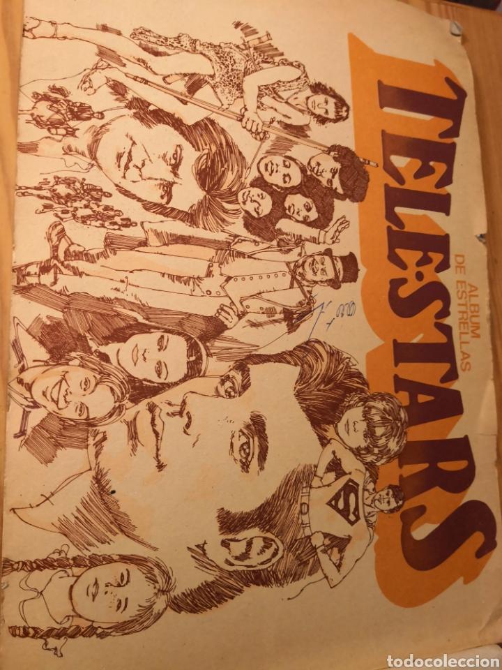 Coleccionismo Álbum: Album de estrellas tele stars - Foto 2 - 185092022