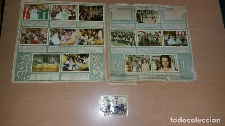 Coleccionismo Álbum: ÁLBUM SISSI COMPLETO Y SISSI EMPERATRIZ FALTAN 28 - Foto 2 - 185896073