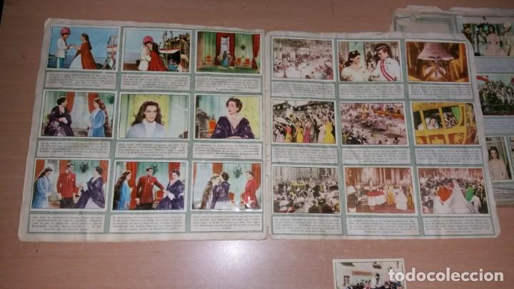 Coleccionismo Álbum: ÁLBUM SISSI COMPLETO Y SISSI EMPERATRIZ FALTAN 28 - Foto 5 - 185896073