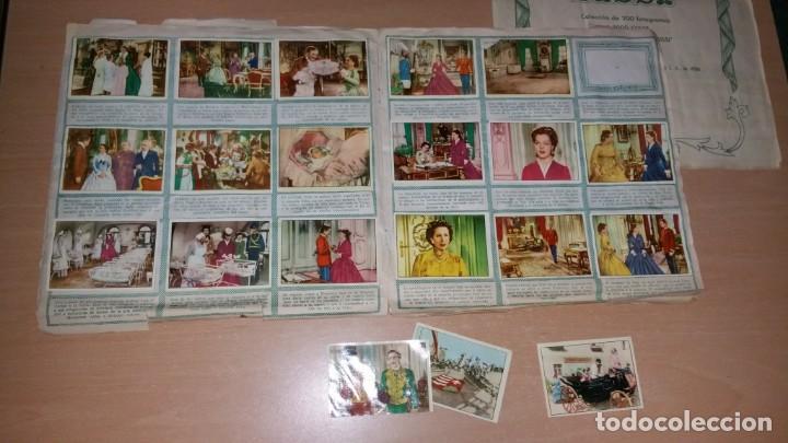 Coleccionismo Álbum: ÁLBUM SISSI COMPLETO Y SISSI EMPERATRIZ FALTAN 28 - Foto 6 - 185896073