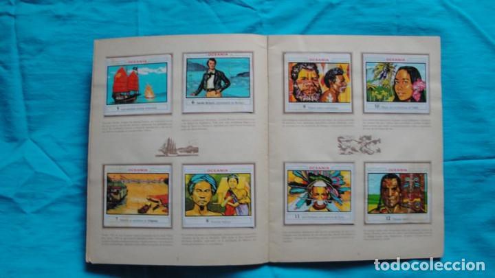 Coleccionismo Álbum: OCEANIA DUNKIRAMA EL QUE SALIAN LOS CROMOS EN LOS CHICLES DUNKIN - Foto 3 - 188401427