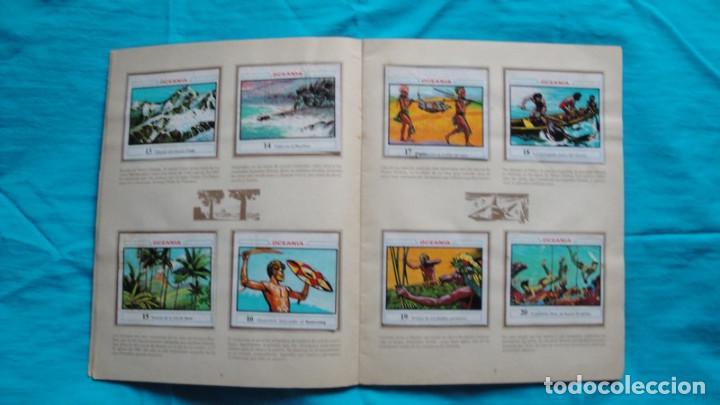 Coleccionismo Álbum: OCEANIA DUNKIRAMA EL QUE SALIAN LOS CROMOS EN LOS CHICLES DUNKIN - Foto 4 - 188401427