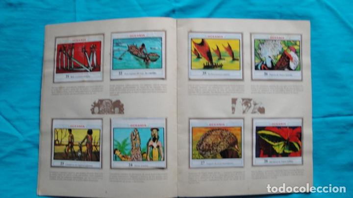 Coleccionismo Álbum: OCEANIA DUNKIRAMA EL QUE SALIAN LOS CROMOS EN LOS CHICLES DUNKIN - Foto 5 - 188401427