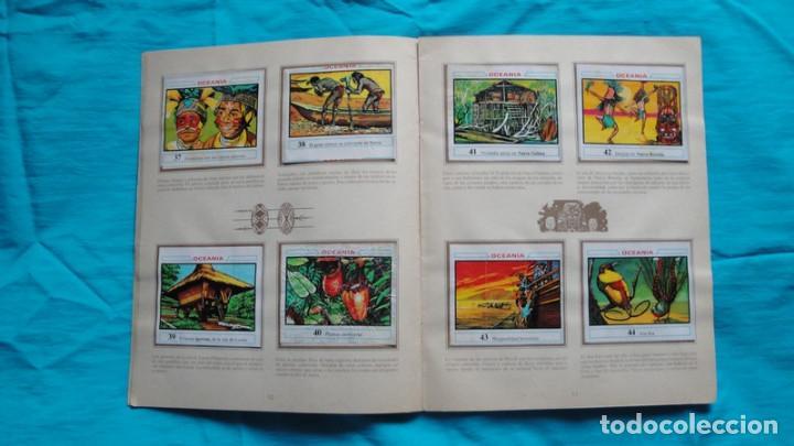 Coleccionismo Álbum: OCEANIA DUNKIRAMA EL QUE SALIAN LOS CROMOS EN LOS CHICLES DUNKIN - Foto 7 - 188401427