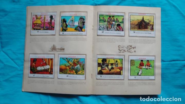 Coleccionismo Álbum: OCEANIA DUNKIRAMA EL QUE SALIAN LOS CROMOS EN LOS CHICLES DUNKIN - Foto 8 - 188401427