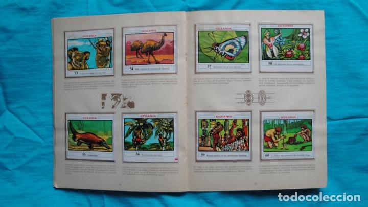 Coleccionismo Álbum: OCEANIA DUNKIRAMA EL QUE SALIAN LOS CROMOS EN LOS CHICLES DUNKIN - Foto 9 - 188401427