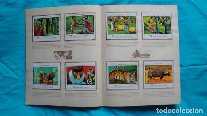Coleccionismo Álbum: OCEANIA DUNKIRAMA EL QUE SALIAN LOS CROMOS EN LOS CHICLES DUNKIN - Foto 11 - 188401427