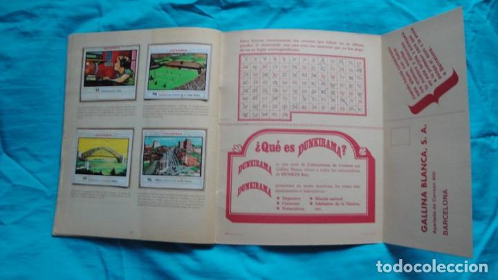 Coleccionismo Álbum: OCEANIA DUNKIRAMA EL QUE SALIAN LOS CROMOS EN LOS CHICLES DUNKIN - Foto 14 - 188401427
