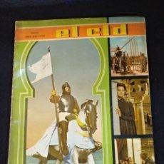 Coleccionismo Álbum: ÁLBUM DE CROMOS EL CID, COMPLETO FHER 1962. Lote 189083526