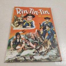 Coleccionismo Álbum: ÁLBUM RIN-TIN-TIN - COMPLETO Y EN MUY BUEN ESTADO. Lote 189111266