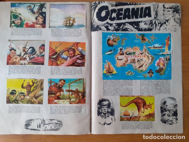 Coleccionismo Álbum: Grandes Conquistadores. Ferma. Completo - Foto 2 - 189948908