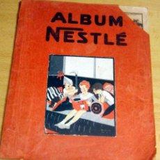 Coleccionismo Álbum: MI NESTLE ALBUM CROMOS COMPLETO AÑOS 20 TAPA ROJA PUBLICIDAD CHOCMEL KOHLER. Lote 201532248