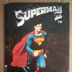 Coleccionismo Álbum: ALBUM COMPLETO SUPERMAN II. EDITORIAL FHER 1980. Lote 190235600